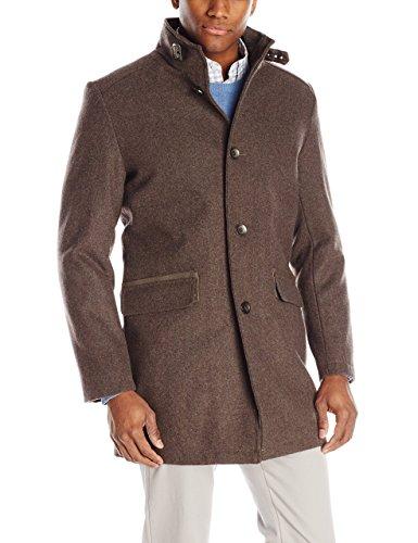 Kenneth Cole New York Men's Wool-Blend Walker Coat