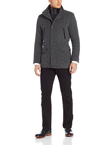 Tweed Pea Coat