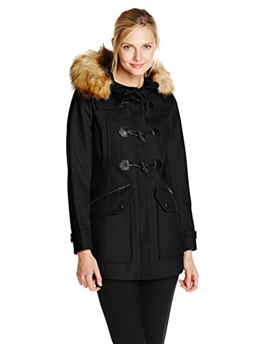 Marc New York by Andrew Marc Women's Cara Wool-Blend Toggle Coat